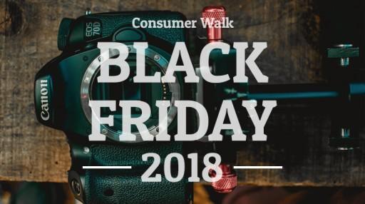 Best Canon 70D Black Friday & Cyber Monday 2018 Deals: Consumer Walk Lists Top Canon DSLR Camera Deals