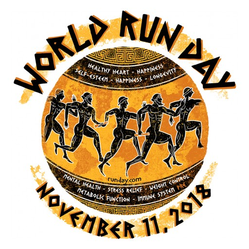 Runners Celebrate Their Sport Worldwide on Nov. 11