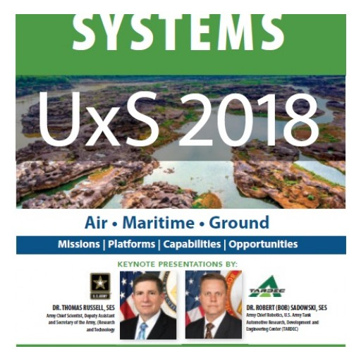 Technology Training Corporation (TTC) Announces 'Unmanned System' (UxS) April 16-17, 2018