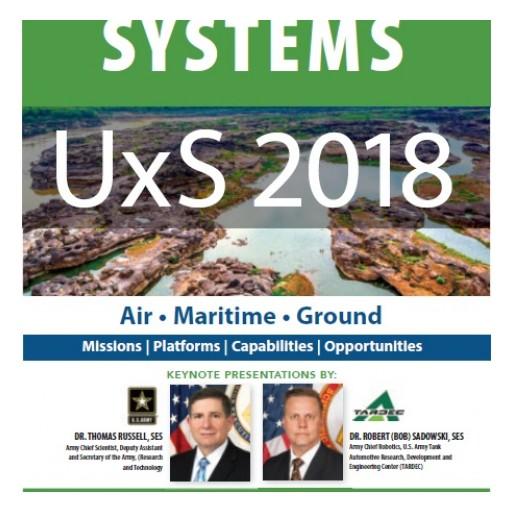 Technology Training Corporation (TTC) Announces 'Unmanned System' (UxS) April 16-17, 2018