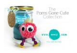 Poms Gone Cute Collection by EeviCo