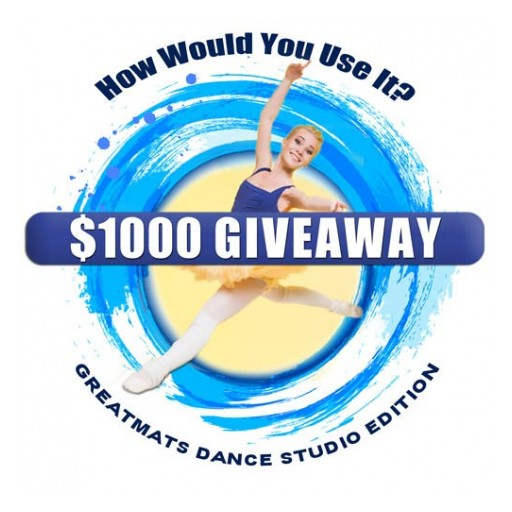 Facebook Vote for Greatmats $1000 Giveaway: Dance Studio Edition
