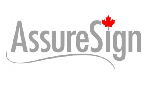 AssureSign Announces Opening of Data Centers in Canada