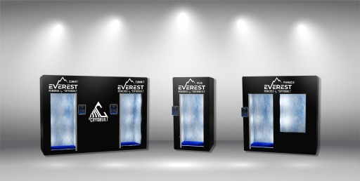 CryoBuilt Releases New Line of Affordable Electric Cryotherapy Chambers
