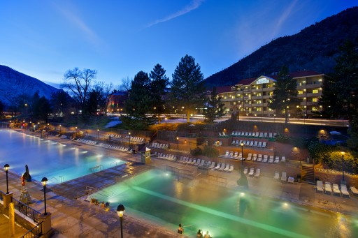 Glenwood Hot Springs and Lodge