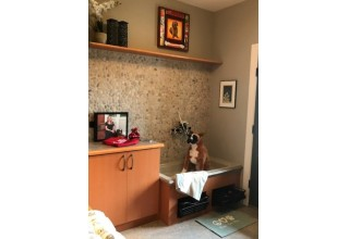 Mudroom/Dog Bath