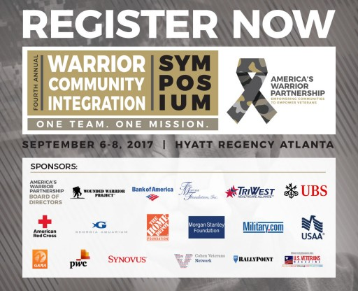 America's Warrior Partnership Announces Agenda for Fourth Annual Warrior Community Integration Symposium