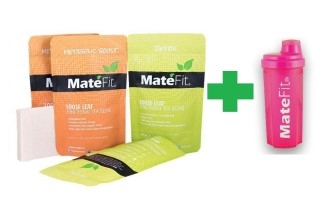 MateFit Launches FREE $9.95 Pink Bottle When You Buy Teatox