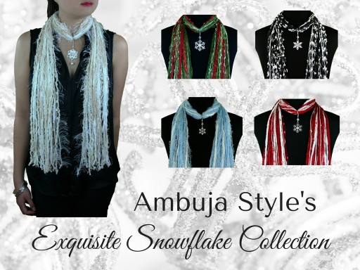 Ambuja Style Celebrates Women and the Holiday Season With Release of Exquisite Snowflake Collection