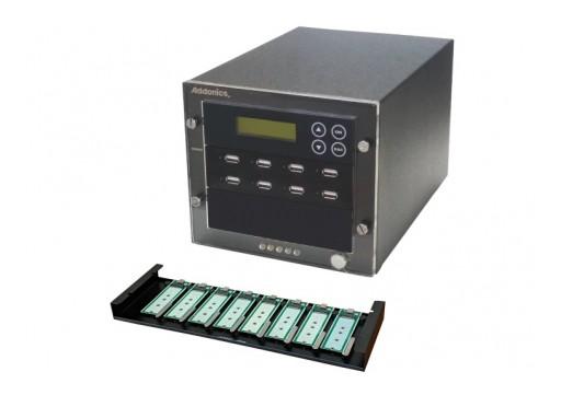 Addonics Released a 1:7 M2 NVMe SSD Duplicator