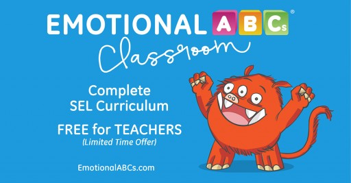 Award Winning Emotional ABCs Now Free for Teachers Nationwide