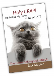 'Holy CRAP! I'm Selling My Home. NOW WHAT?'