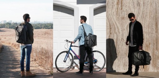 LOOPBAG: The Most Functional Bag Now Available on Kickstarter