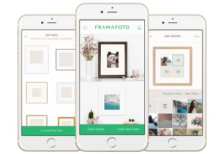 Framafoto is now available in the US App Store