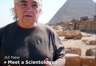 Scientologist Hossam Ramzy