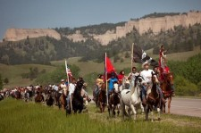 Oglala Lakota Sioux Crazy Horse Ride