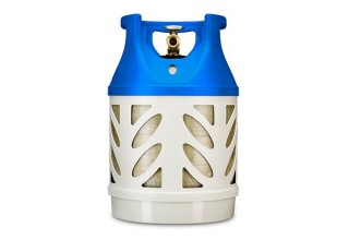Premium Blue Barbecue Tanks
