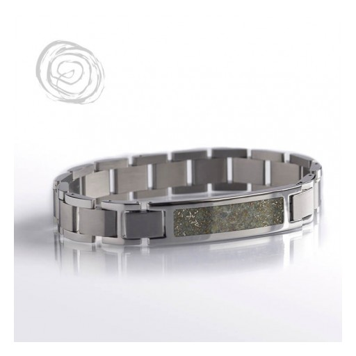 El Hammami Meteorite Interchangeable Bracelet