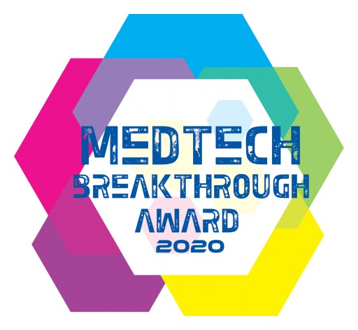HOTB Software Recognized for Healthcare Data Innovation With 2020 MedTech Breakthrough Award