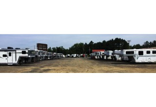 horse trailers for sale in Little Rock, Arkansas
