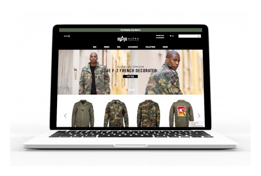 Alpha Industries Launches New Online Store Developed by McFadyen Digital on the Oracle Commerce Cloud Platform