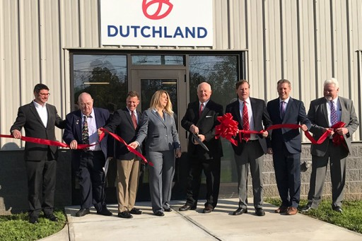Dutchland Plastics Opens Its New 50,000-Square-Foot Factory in Canastota, NY