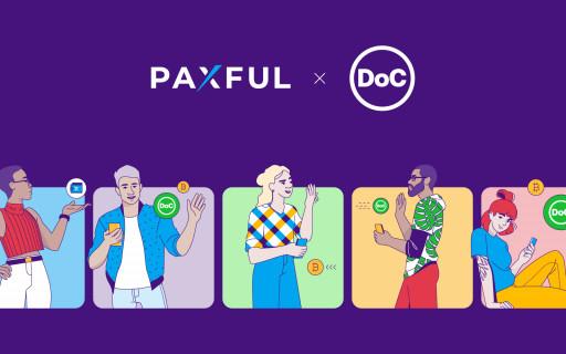Paxful y Money On Chain se asocian para brindarles a los usuarios latinoamericanos una mayor libertad financiera