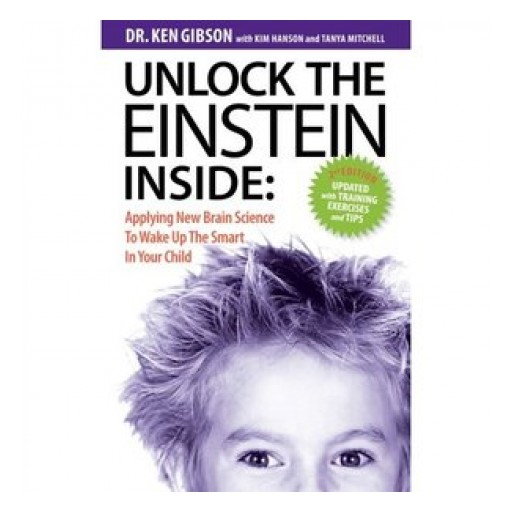LearningRx Brain Training Offering Free Download of the Book, 'Unlock the Einstein Inside'