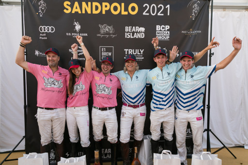 U.S. Polo Assn. Named Official Apparel Partner for the British Beach Polo Championships 2021 in Poole, England