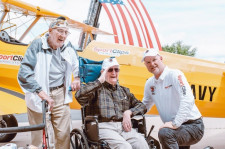 Discovery Senior Living Announces 3-Year Partnership with Dream Flights
