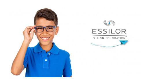 ESSILOR VISION FOUNDATION AND PERCEPT CORPORATION RENEW SPONSORSHIP