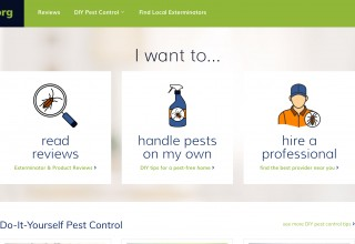 Pests.org Home Page