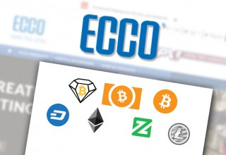 ECCO Warning Lights Supported Cryptocurrencies