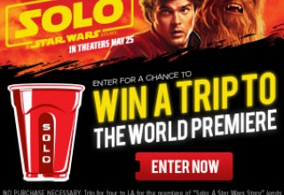 Epic SOLObration Sweepstakes