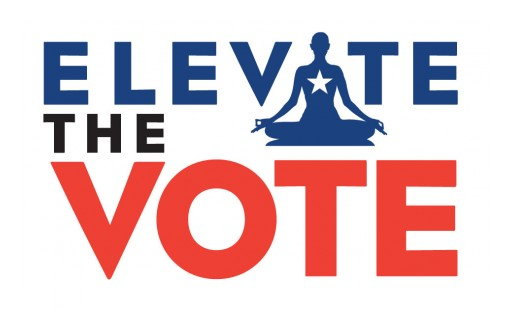 Elevate the Vote to Host Flash Mob Meditations at Polling Stations Across the United States on Election Day