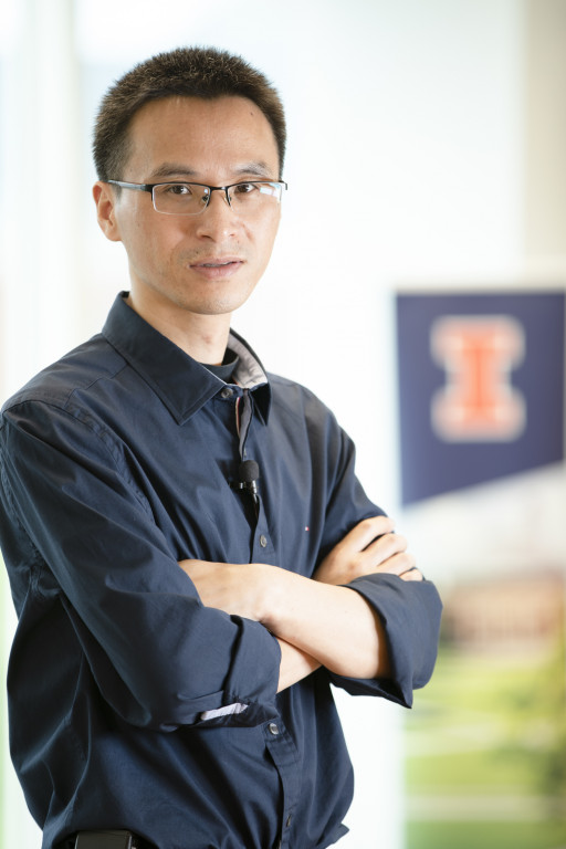 University of Illinois Urbana-Champaign Professor Ting Lu Jointly Presented With €1 Million Future Insight Prize for Converting Waste Into Food