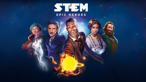 Hologrin Studios Teams Up With Marie Curie and George Washington Carver to Change the Game.