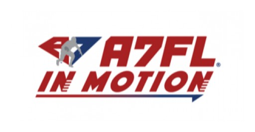 American 7s Football League Partners With Eleven Sports to Launch New Weekly TV Series, A7FL in Motion