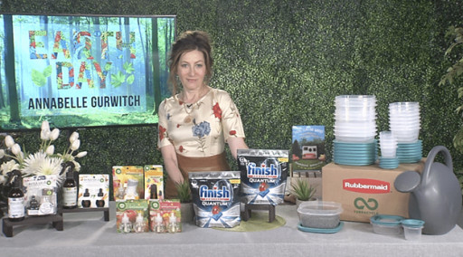 America's Guru of Green Living Annabelle Gurwitch Shares Tips on How to Celebrate Earth Day 2021 the TipsonTV