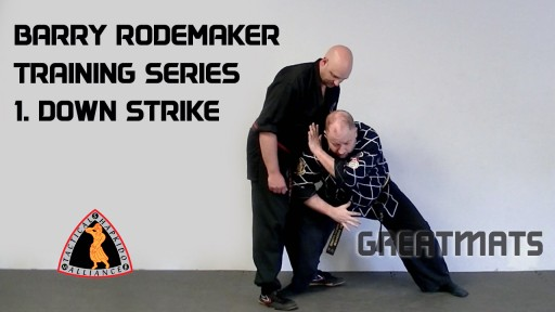 Greatmats Releases Tactical Hapkido Video Training Series With Grandmaster Barry Rodemaker