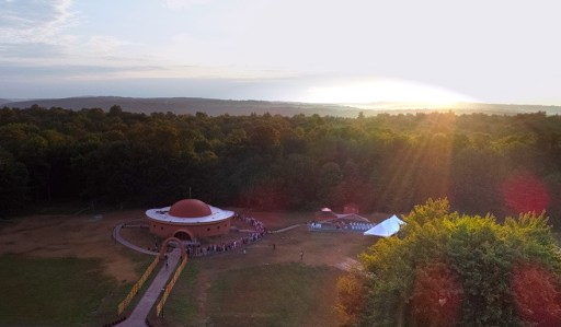 Meditation Shrine for All Seekers Opens in the Poconos