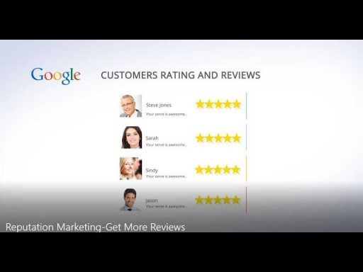 Reputation Marketing-Get More Reviews