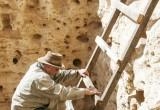 Tomb at Saqqara, Egypt.
