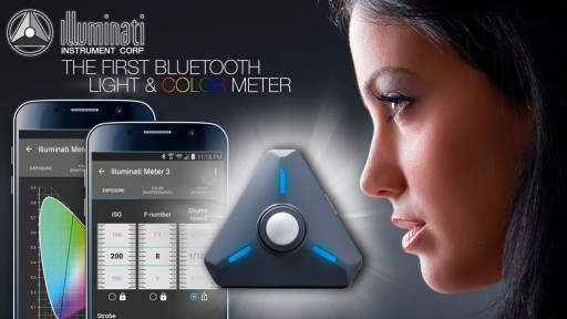 Illuminati Instruments Revolutionizes Light and Color Metering Technology for Photography and Cinema