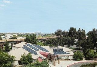 The Sullivan Solar Power system should save the church over $700,000