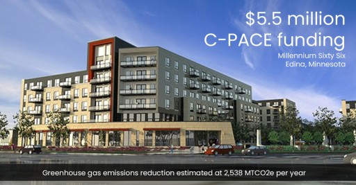 CounterpointeSRE Announces a $5.5 Million C-PACE Financing for a New Multifamily Development in Greater Minneapolis/St. Paul, Minnesota