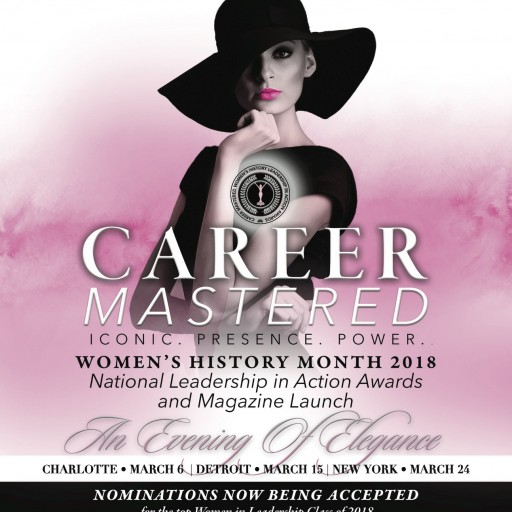 2018 Nominations Now Open for Career Mastered Women's History Leadership Awards