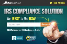 IRS TIN Matching Compliance Solution
