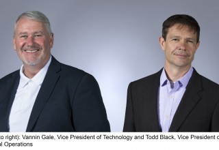 Vannin Gale, Vice President of Technology & Todd Black, Vice President of Global Operations