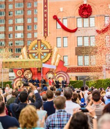 Grand opening of the Church of Scientology and Community Center of Harlem